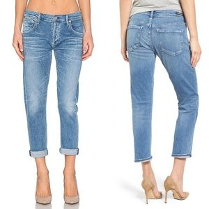 Citizens of Humanity Emerson boyfriend jeans blue